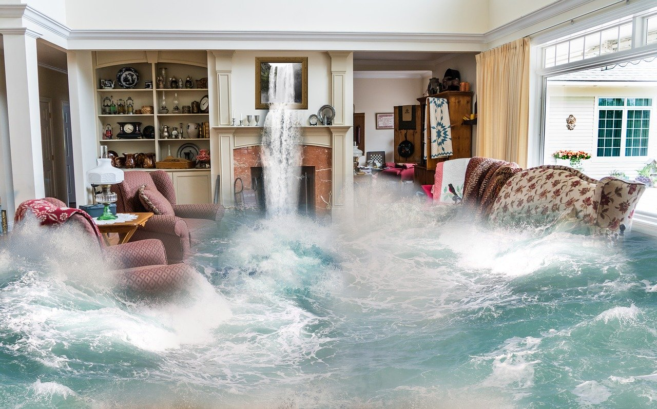 The Truth Behind Flood Insurance Image